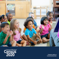 Shape our children's future. Start with the 2020 Census.
